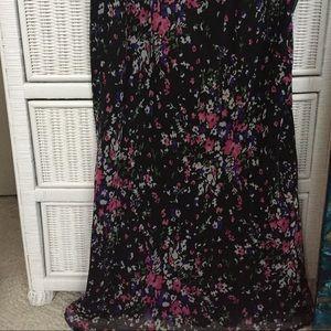 Cato Flower Skirt